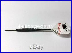 LASERDARTS BLACK WIDOWS 26 Gram Fixed-Point Steel Tip Darts