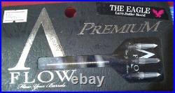 Larry Butler, The Eagle, Black, Premium, 95%tungsten, 18 Gram Soft Tip Darts