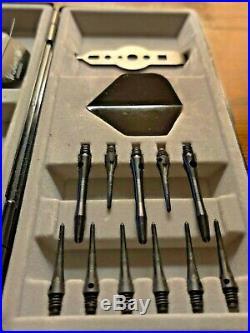 Laserdart Black Widow Darts 20g Carbon Conversion Points