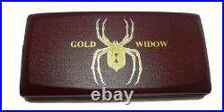 Lazerdarts Gold Widow 22 G Movable Steel Tip Darts