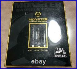 Limited Edition Monster Rapier 2 Micro Groove DLC Haruki Muramatsu Model