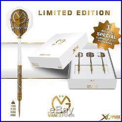 MVG XQMax 2017 World Champion Limited Edition 21g Steel Tip Darts