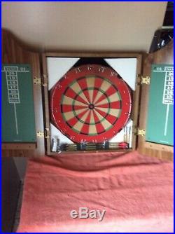 Marlboro Country Store Dart Board, NewithMint, Unopened, Regulation, Steel Tip Darts