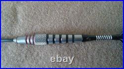 Mega Thrust Hammer Head Steel Tip Darts 90% Tungsten 24g 24m52 with FREE Shipping