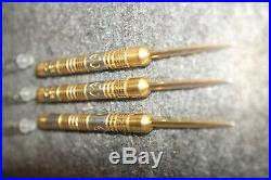 Michael Van Gerwen 25 gm 1/600 limited edition gold darts steel fixed LOOK RARE