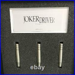 Obsolete JOKER DRIVER ZERO Series 390mm indoor sports steel tips