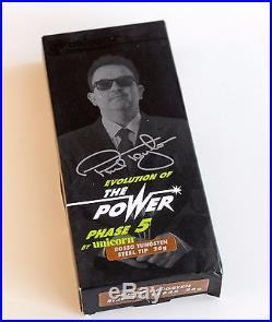 Phase 5 Phil Taylor 95% Tungsten Dart Rosso, 26 g NIB