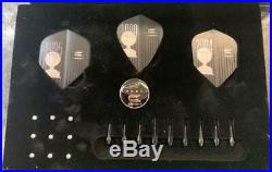 Phil Taylor Special Edition Steel Tip Darts 3350-5000 Super Clean See Pics