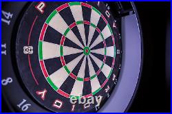 Prodigy D9000W Automatic Scoring Bristle Steel Tip Dartboard with FREE Shipping