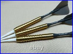 RARE Winmau Dennis Priestley Golden Soft Tip Darts 19 Grams