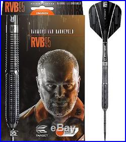 21g 23g 25g Target RVB95 Raymond Van Barneveld Tungsten Darts Barney Darts