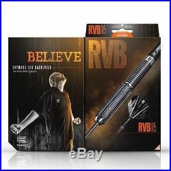 Raymond Van Barneveld RVB 9Five Steel Tip 95% Tungsten Darts Set 23g