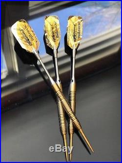Raymond Van Barneveld (Rvb/Barney) 24 Gram Gold Hero Darts By Unicorn