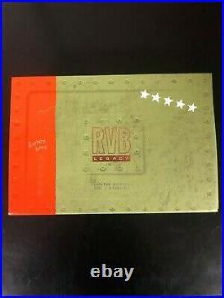 Raymond Van Barneveld Steel Tip Darts RVB Legacy Limited Edition 25g No. 2381