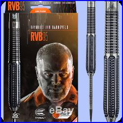 Raymond van Barneveld RVB95 Tungsten Steel Tip Darts by Target 21g 23g or 25g