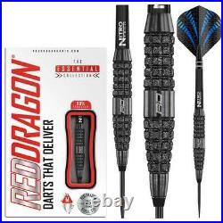 Red Dragon Touchstone 25 Gram 90% Tungsten Steel Tip Darts 1883