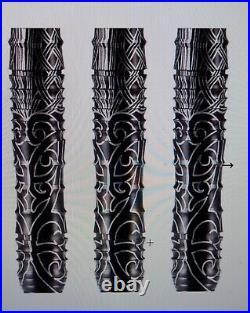 SHOT Warrior KAPENE Steel Tipped Darts Set 90% Barrels 23g