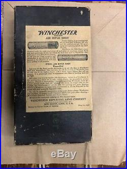 Sharpshooter Nickel Deluxe Rubber band Gun vintage