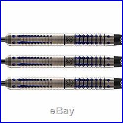 Shot! Darts Chris White 23gm Steel Tip Dart Set 90% Tungsten Barrels