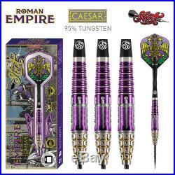 Shot Roman Empire Caesar 25g Steel Tip Darts