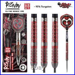 Shot Ronin Yu 95% Tungsten Steel Tip Darts 24gm