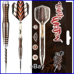 Shot Tribal Weapon I Darts Steel Tip Tungsten Front Weighted 21g
