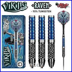 Shot Viking Raven 25 gram 90% Tungsten Steel tip darts