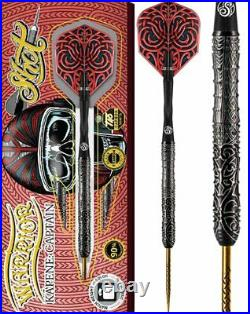 Shot! Warrior Kapene Gold Ti Point 90% Steeldart 22 bis 26 Gramm