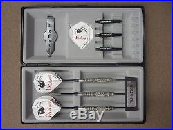 Silver Widow Steel Tip Darts 23g Fixed Tungsten LS-SWF223-23 Kn with FREE Shipping