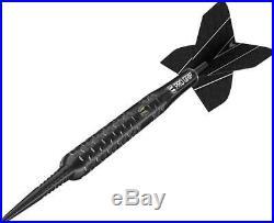 TARGET ROB CROSS 90% TUNGSTEN VOLTAGE BLACK PIXEL 21 Gram Steel Tip Darts 100556