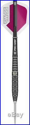 TARGET SWISS POINT SP01 90% Tungsten 26 Gram Steel Tip Darts 198002