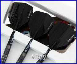 Target Adrian Lewis Pixel Black Steel Tip Darts 21g