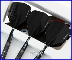 Target Adrian Lewis Pixel Black Steel Tip Darts 23g