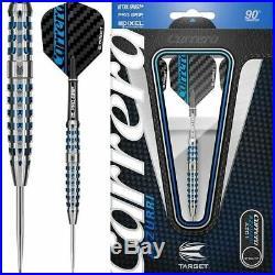 Target Carrera Azzurri AZ01 Steel Tip Darts 26g