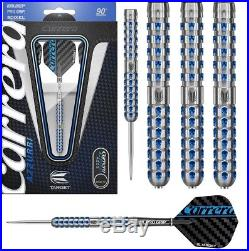 Target Carrera Azzurri AZ03 90% Tungsten 22 gram Steel Tip Darts 100254