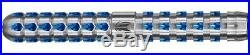 Target Carrera Azzurri AZ03 90% Tungsten 24 gram Steel Tip Darts 100255