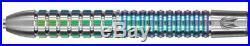 Target Carrera Sport Charger 90% Tungsten 24 gram Steel Tip Darts 100315