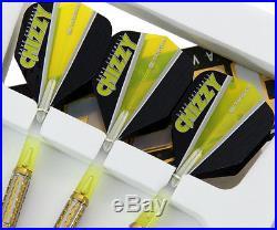 Target Chizzy Dave Chisnall 90% Tungsten 24g Steel Tip Darts