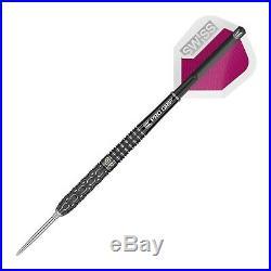 Target Darts Swiss Point Darts 90% Tungsten Steel Tip Darts Set 25G