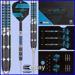 Target Daytona Fire GT Darts Steel Tip Tungsten Trapezoidal Grip GT02 23