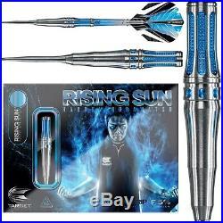 Target Haruki Muramatsu Darts Steel Tip 95% Tungsten Rising Sun 22 Gram