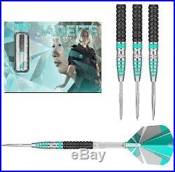 Target Mikuru Suzuki Darts Steel Tip 95% Tungsten Jadeite 24 Gram Free P&P