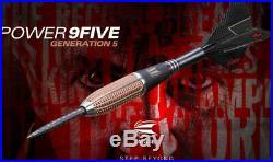 Target Phil Taylor Gen 5 22 gram Steel Tip Darts 22g
