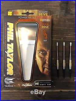 Target Phil Taylor Power-9Five Generation 3 G3 20g Soft Tip Darts