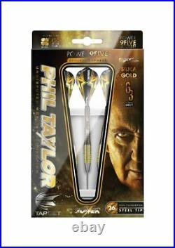 Target Phil Taylor power 9five G3 26g steel tip dart set
