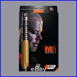 Target Raymond Van Barneveld RVB95 Gen 2 25 gram 95% Tungsten Steel Tip Darts