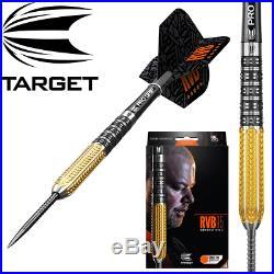 Target RvB 9Five Gen2 Raymond van Barneveld 23g Steel Tip Darts