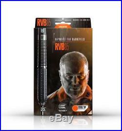 Target Rvb95 Raymond Van Barneveld 95% Tungsten 21 Gram Steel Tip Darts 100140