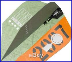 Target Rvb Legacy Raymond Van Barneveld 95% Tungsten 25 Gram Steel Tip Darts