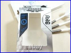 Trinidad Jose de Sousa Steel Tip Darts 18 Grams Plus Condor Stems/Flights